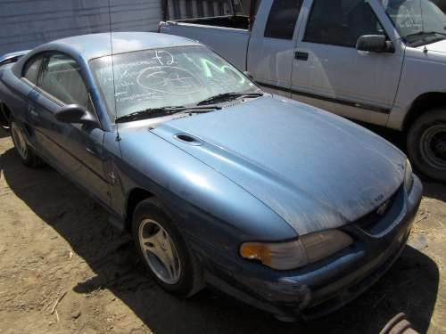 Dismantling: 1998 Ford Mustang