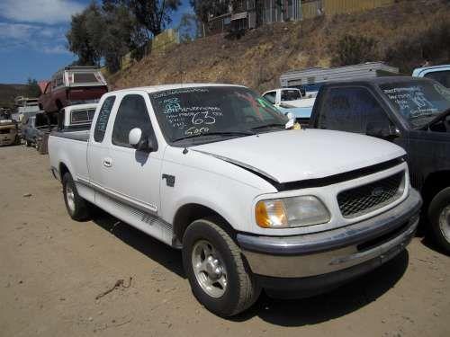 Dismantling: 1998 Ford F150