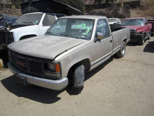 Parting Out: 1990 Chevy 1500