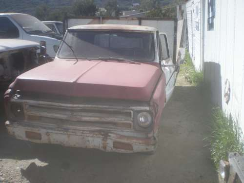 1968 Chevy C30 for Parts