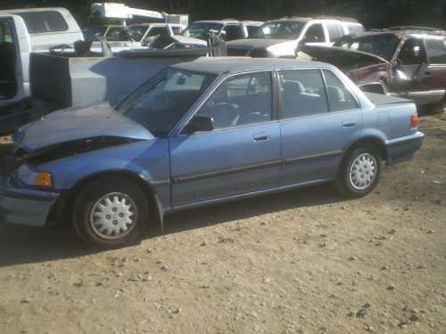 1991 Honda Civic for Parts
