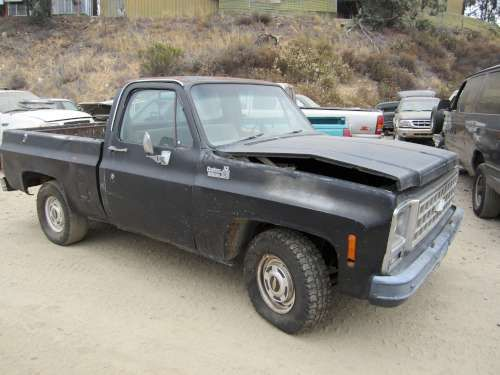 1980 Chevy C10 for Parts