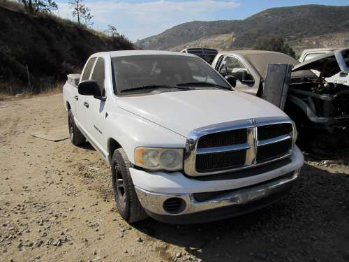 For Parts: 2002 Dodge Ram 1500