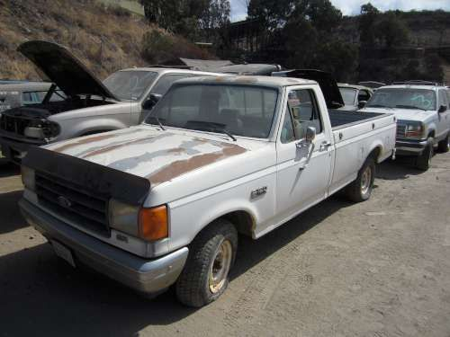 For Parts: 1987 Ford F150