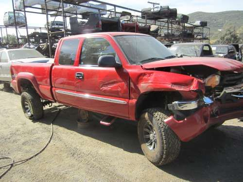 For Parts: '03 Gmc Sierra 1500