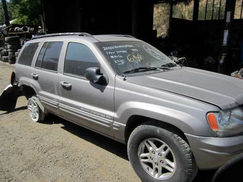 For Parts: 1999 Jeep Grand cherokee