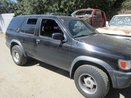 Dismantling: '97 Nissan Pathfinder