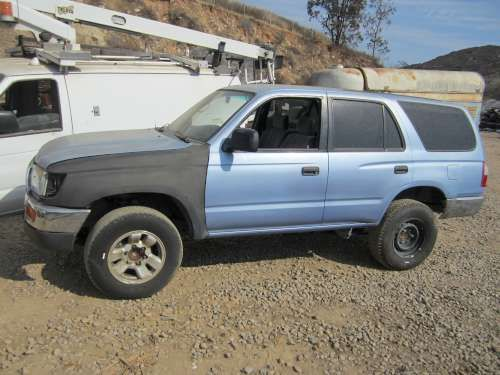 Parting Out: 1998 Toyota 4runner