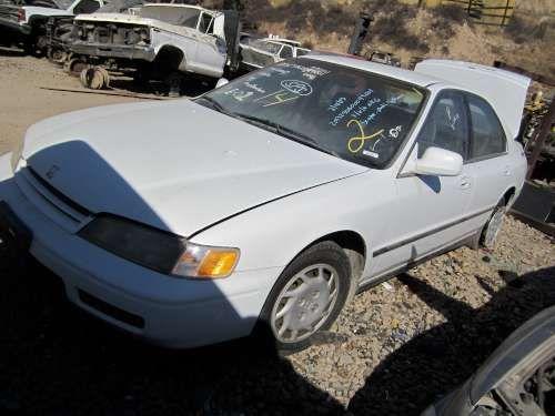 Dismantling: 1994 Honda Accord