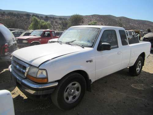 Parting Out: '98 Ford Ranger