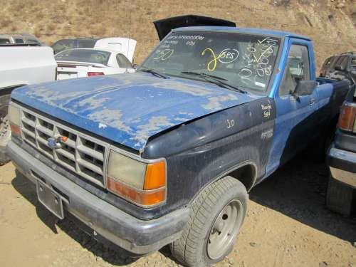 Parting Out: '90 Ford Ranger
