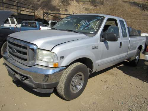 For Parts: 2002 Ford F250