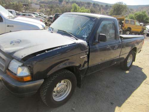 Parting Out: 2000 Ford Ranger