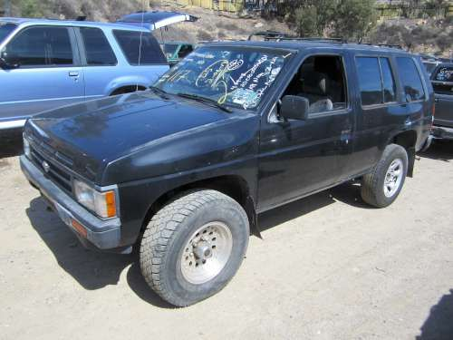 For Parts: 1990 Nissan Pathfinder