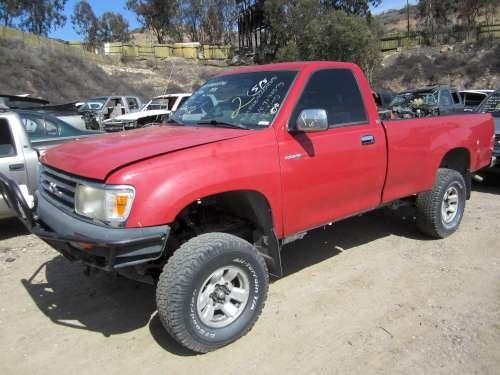 '93 Toyota T100