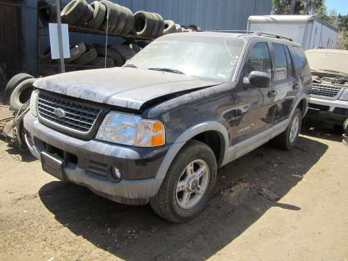 Parting Out: 2002 Ford Explorer