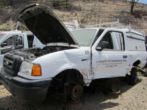 Parting Out: 2004 Ford Ranger