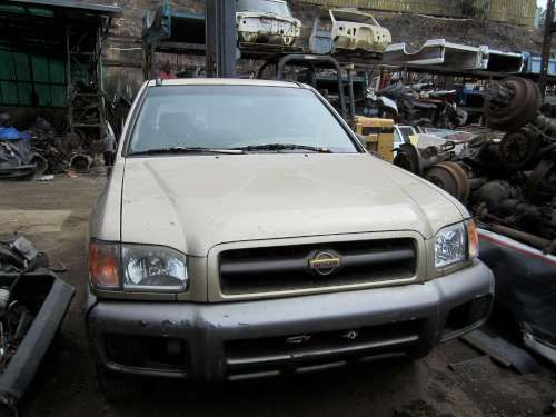 Dismantling: '99 Nissan Pathfinder
