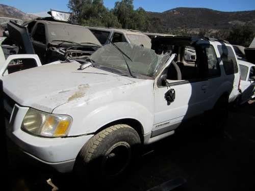 Dismantling: '02 Ford Explorer