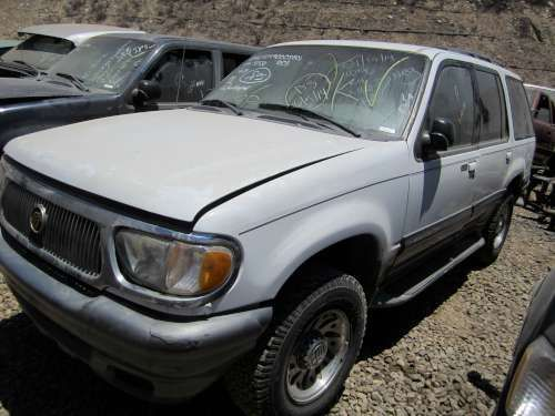 Parting Out: 2000 Mercury Mountaineer