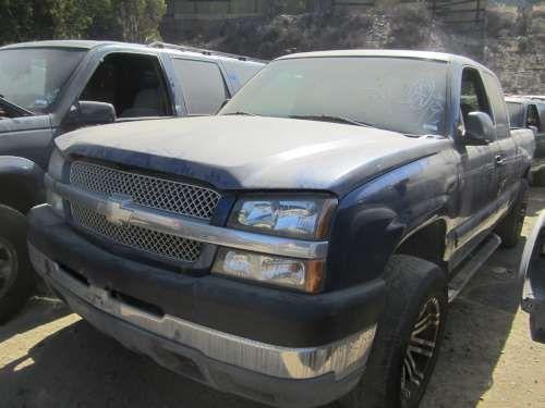 Parting Out: '03 Chevrolet Silverado 1500