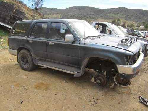 Dismantling: 1994 Toyota 4runner