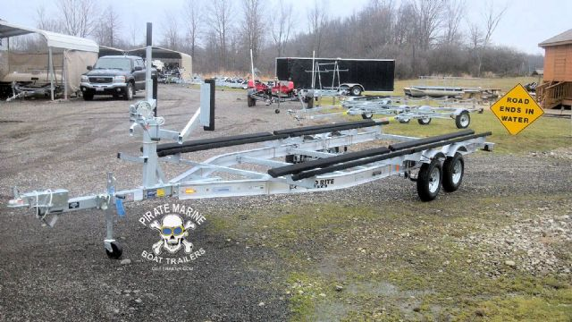 Aluminum Pontoon Trailers