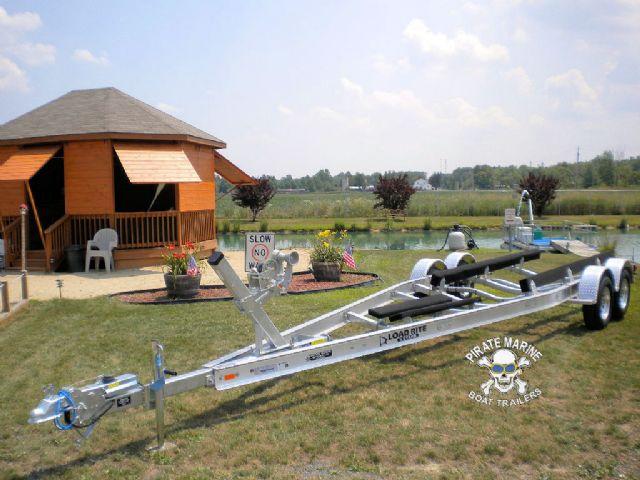 2014 Load Rite aluminum boat trailers