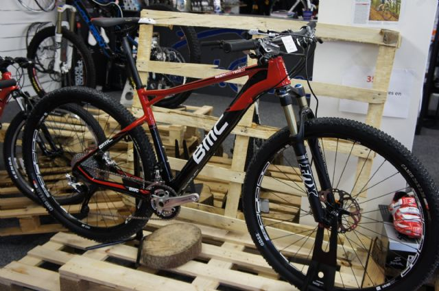 BMC teamelite TE02 29 XT Bike