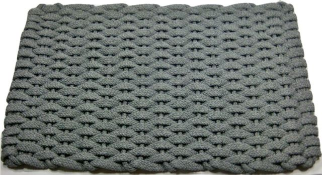 Rockport Rope Doormat Solid Colors $39.99 deliverd