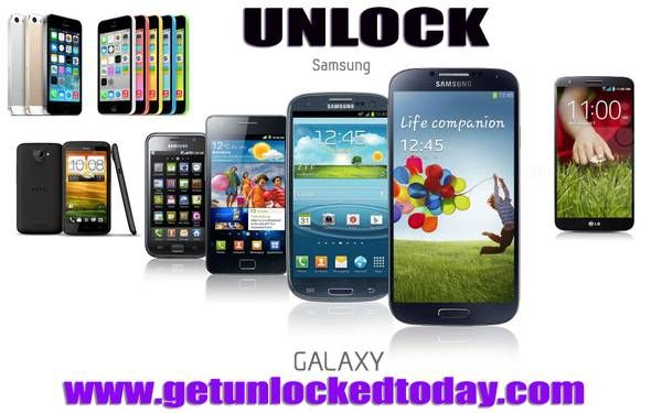 remote Unlock AT&T IPHONE 4 4S---5 ---5S