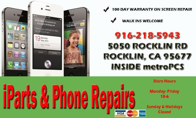 all iPhone Repair!!! sprint verizon at&t - tmobile