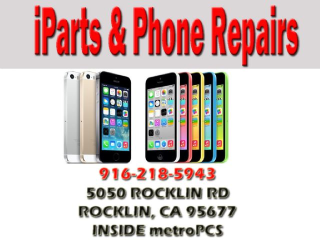 NATOMAS IPHONE 4S ...SCREEN REPALCEMENT SERVICE