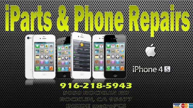 ## Professional iPhone Repair 4S SCREEN REPAIR..