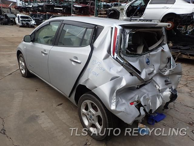 Parting Out For Nissan Leaf 2011 Stock 8013gy Sacramento