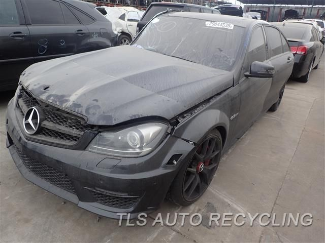 Used Parts Mercedes Benz C63   2013  Stock# 8362RD SACRAMENTO CALIFORNIA  Auto Parts For Sale Classified Ads   FreeClassifieds.com
