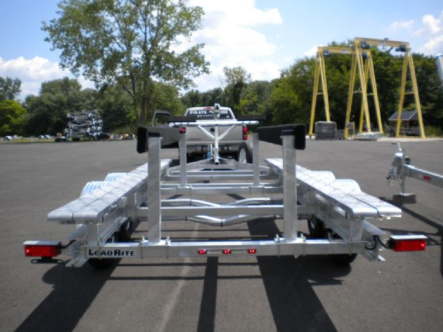 Aluminum Cat Hull Trailer