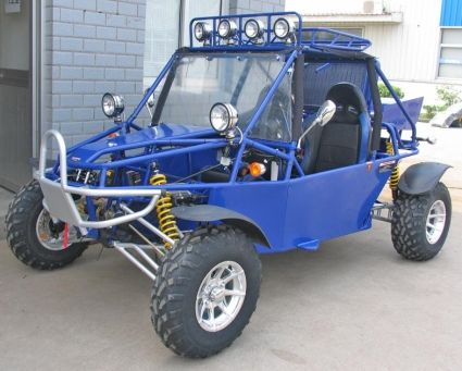 800cc Warrior Go Kart