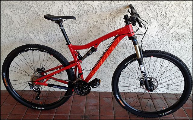 Santa Cruz Tallboy Carbon-RXC