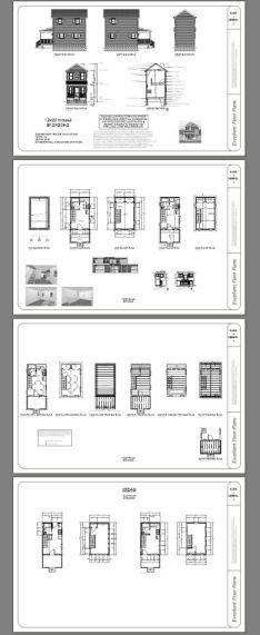 12x20 house -- pdf floor plan