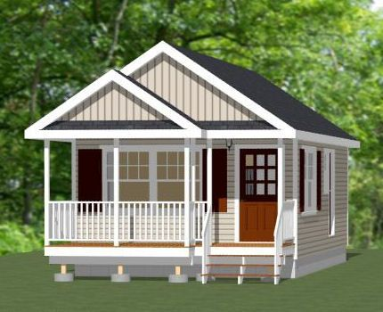 16x20 house 569 sq ft pdf floor plan solar for 40x36 garage
