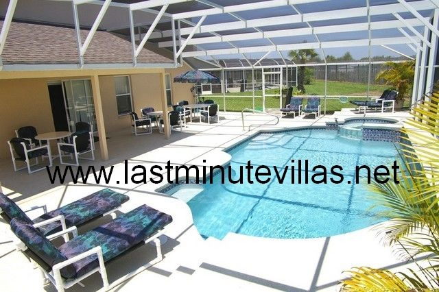 Last Minute Villas, Florida Villas and Orlando