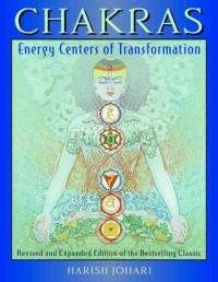 Chakras-Energy Centers of Transformation