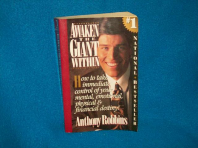 Awaken the Giant Within-Anthony Robbins