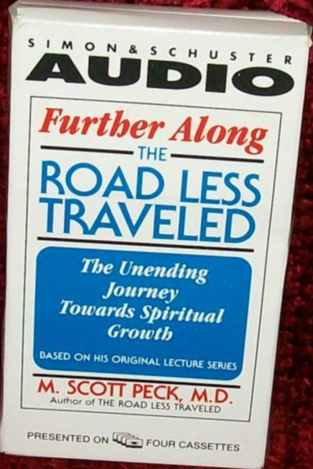 Audiobook - Further Along the Road Less Traveled