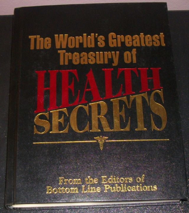 World's Greatest Treasury of Health Secrets