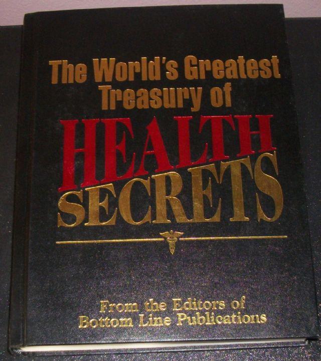 World's Greatest Treasury of Health Secrets