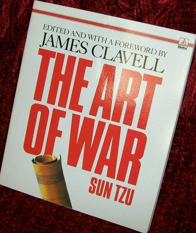 The Art of War by Sun Tzu -
