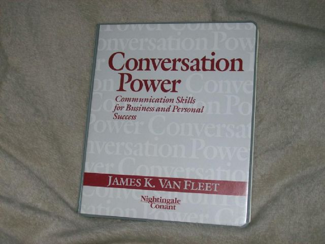 Conversation Power Audio Course