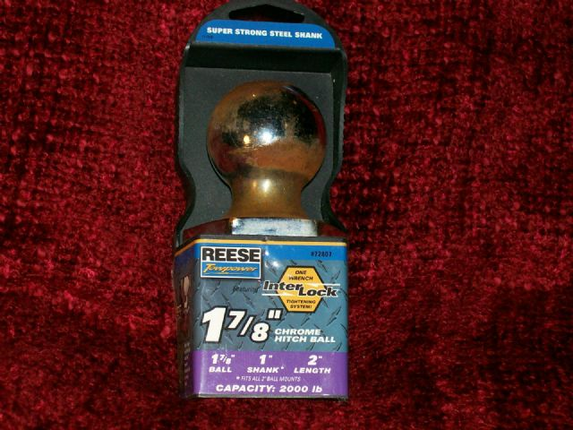 Hitch Ball Reese 2""